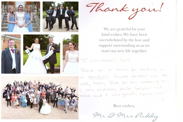 Thank you card 6
